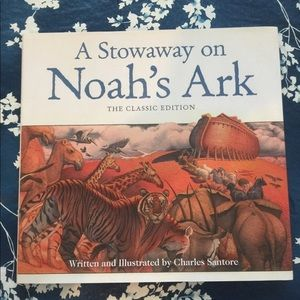 Other - A Stowaway on Noah's Ark